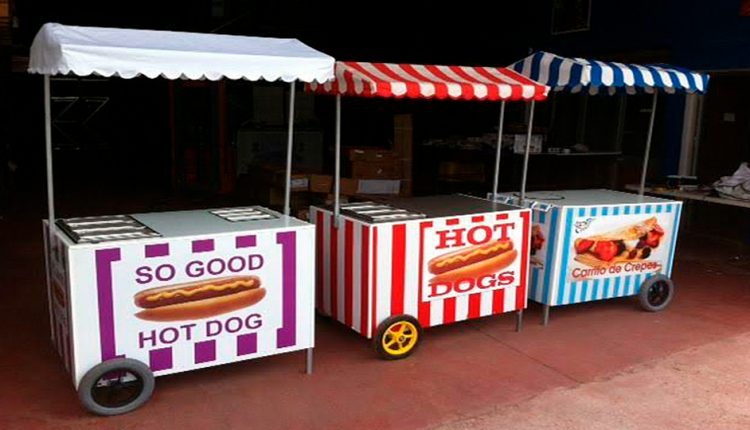 Carritos Hot Dog – Palomitas